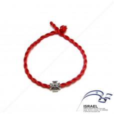 Иерусалимская шелковая красная нить