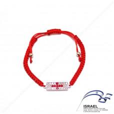 Браслет-оберег «Иерусалимский крест для защиты»